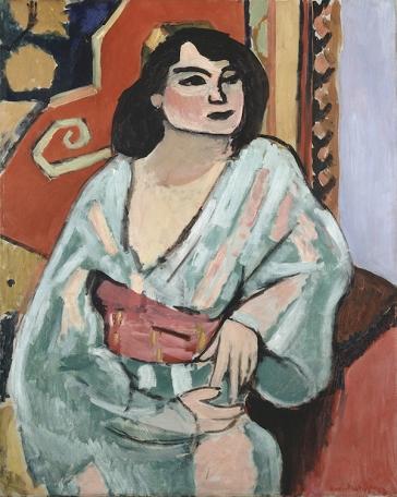 Henri Matisse, L'algerina, 1909