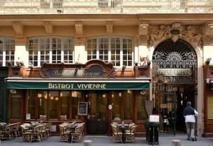 Il Bistrot Vivienne, quintessenza del bistrot. Si trova a Parigi nel II arrondisement, all'interno della galerie Vivienne.